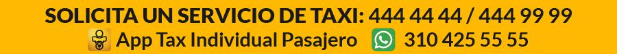 solicitar taxi