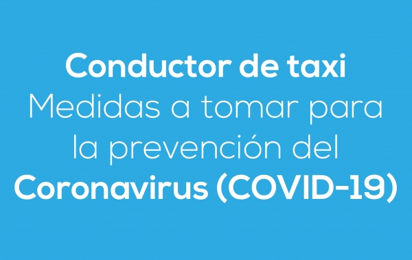 Cuidados Taxi Coronavirus 01